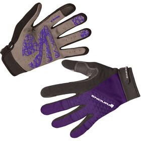 Endura Hummvee Plus Gants Femme, purple